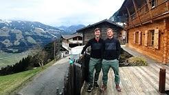 Luxus Reise mit Peak Performance ins Zillertal for free - harte Arbeit zahlt sich aus   Vlog 128