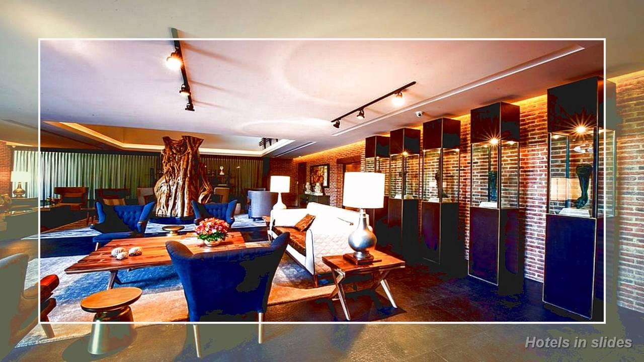 Hotel Square Small Luxury Guadalajara Jalisco Mexico