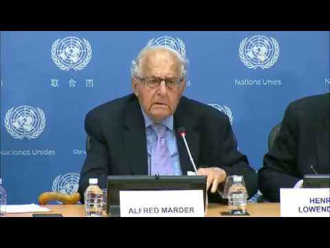 US Peace Council Representatives on Syria - It is not a civil war!