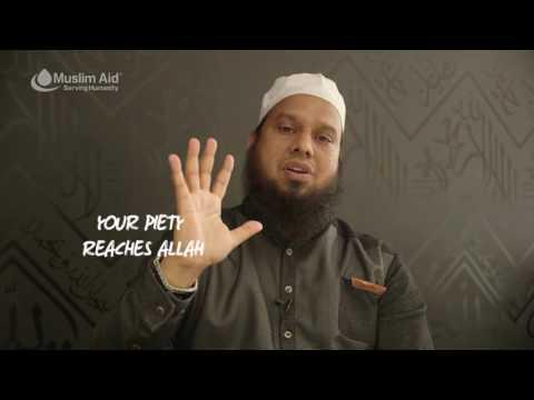 Muslim Aid - Dhul Hijjah Bites - Mawlana Mujahid: The Significance of Qurbani