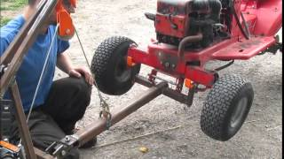 Sears Tow Truck #3 And Test Run