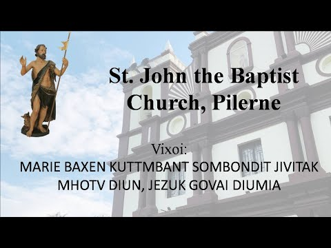 Vespers - St. John The Baptist Church - 23rd June 2020