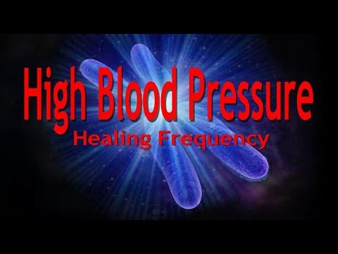 High Blood Pressure Healing Frequency with Super Subliminal No Drugs No Side-effects!