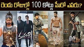 Top 5 Telugu Movies Box Office Collections   Blockbusters Of Telugu Film Industry   Tollywood Nagar