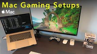 Mac Gaming Setups (Easter Edition)