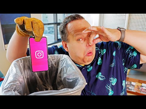 How to totally delete or deactivate Instagram
