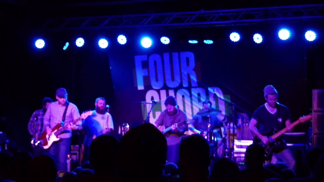 Aaron West And The Roaring Twenties Four Chord Youtube