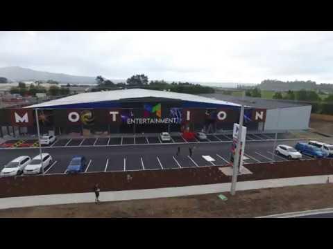 Dialled Trampoline Park Rotorua | Motion Entertainment