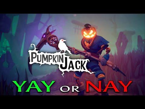 Pumpkin Jack - Worth A Play? YAY or NAY  