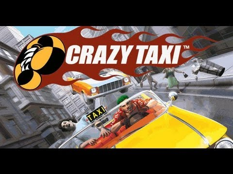 OSS: CRAZY TAXI!