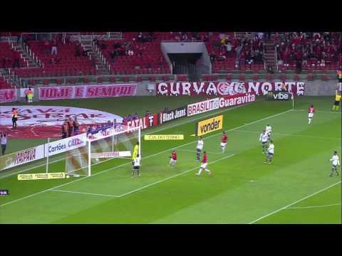 Inter 1 x 0 Luverdense - Melhores momentos - 18/07/2017