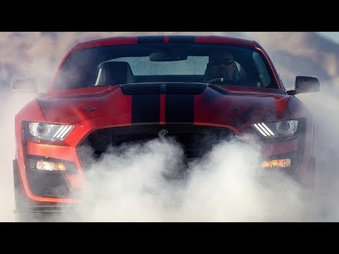 2020 Ford Mustang Shelby GT500 +700HP - Most Powerful Mustang Ever for Street!!
