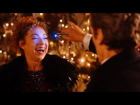 River Gets Her Own Sonic Screwdriver | Doctor Who: The Husbands Of River Song  | BBC
