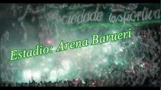 Gol - Palmeiras 1 x 0 Flamengo (15/08/2012 - Campeonato Brasileiro Serie A 2012) 20* Gol De Barcos