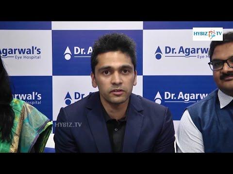 Ashvin Agarwal Director | Dr Agarwals Eye Hospital - hybiz