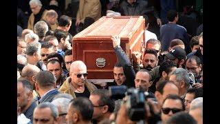 غياب نجوم الفن عن جنازة  الفنان الراحل سعيد عبد الغني