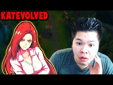 KatEvolved Shows me why he's the Best Katarina in the World - Challenger to RANK 1