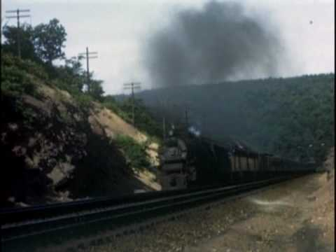 Pennsylvania Railroad Steam Engines