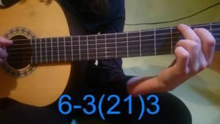 Жуки - Села Батарейка разбор на гитаре.