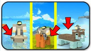 Update Shark Riders! How To Ride Any Animal In The Game - Roblox Booga Booga Mouth Of The Gods