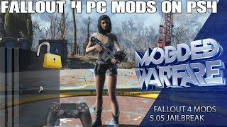 Fallout 4 PC Mods on PS4 Tutorial