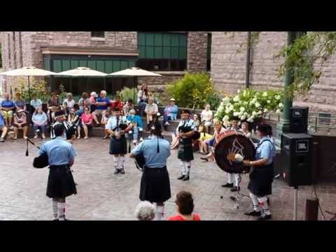 pipe and drum gary owen