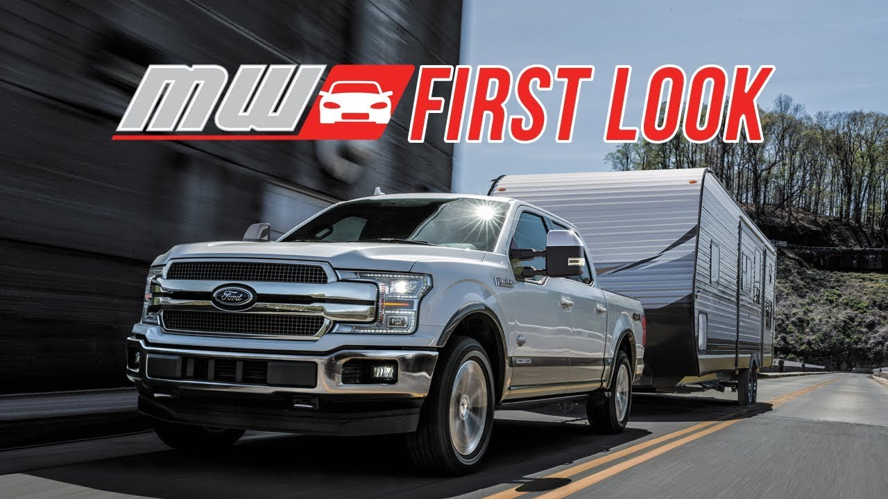 2018 ford f 150 powerstroke first drive