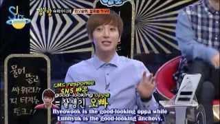 Eunhyuk last place appearance! (Eng/Esp)