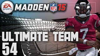 Madden 15 Ultimate Team - Road To Vick Ep.54