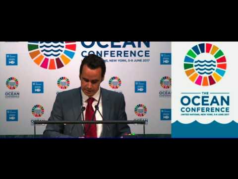 GFDD Oral Statement - The Ocean Conference - 7th plenary meeting