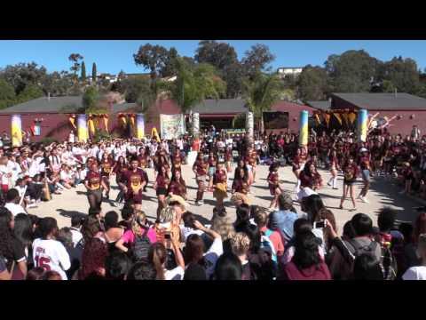 Spirit Week 2015: Dance Off