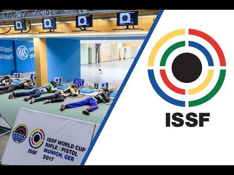 50m Rifle Prone Men Final - 2017 ISSF World Cup Stage 4 in Munich (GER)