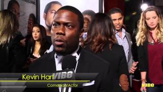 Repeat youtube video Kevin Hart DID NOT Do His Own Stunts In Ride Along