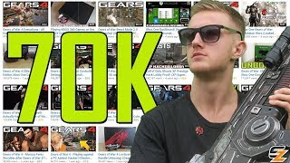 Shadowz 70,000 Subscribers Video - Gears Content, Twitch Chargebacks & Gamertag Origins Story!