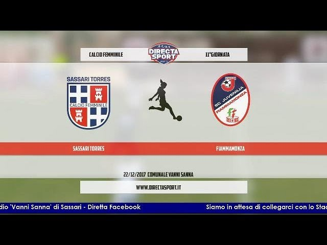 Integrale: Sassari Torres – Fiammamonza (1-1)