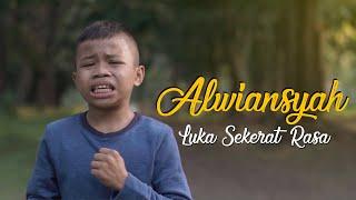 ALWIANSYAH - LUKA SEKERAT RASA (official Music Cover)