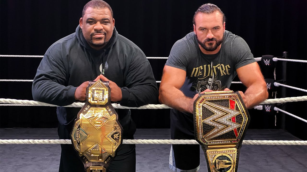 WATCH: WWE Champion Drew McIntyre Locks horns with Keith Lee ahead of SummerSlam - EssentiallySports
