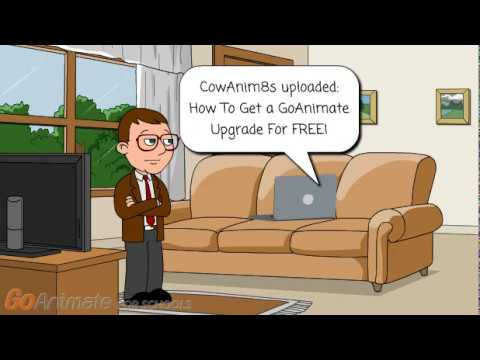 how to get goanimate for free