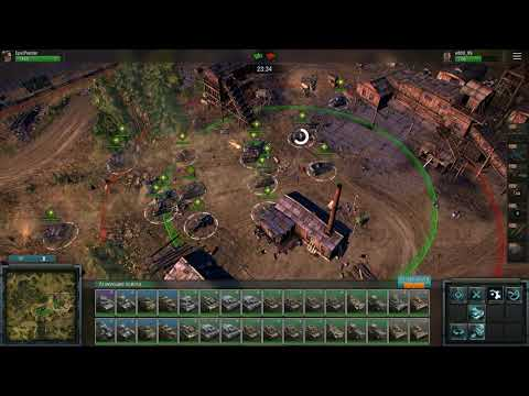 Blitzkrieg 3 Multiplayer   Storm the base |