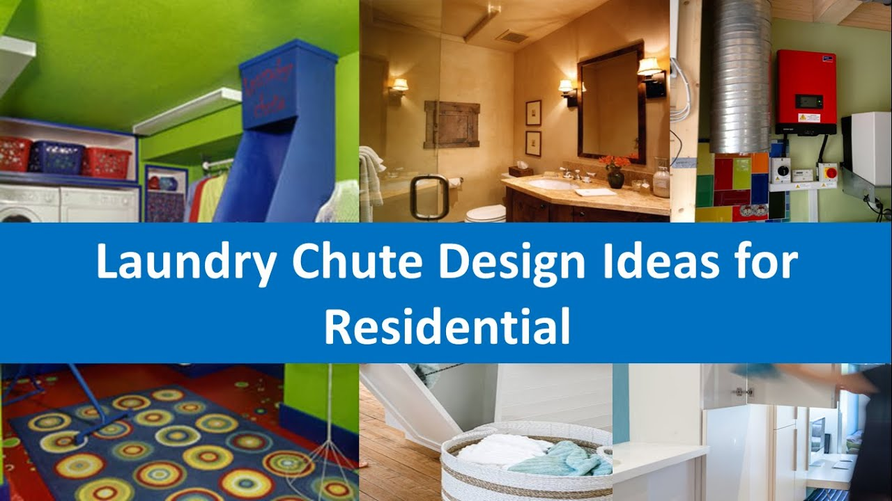 Laundry chute design ideas for residential youtube for Laundry chute design