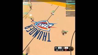 Roblox NBA Hoopz Moments drôles