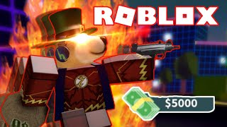 Roblox Mad City in a nutshell