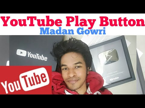 YouTube Play Button | Tamil | Madan Gowri | MG