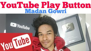 YouTube Play Button | Tamil | Madan Gowri | MG