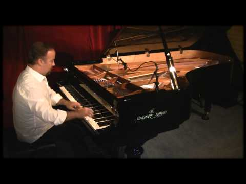 Joe Bongiorno performs Awaking Moment - new age piano solo Shigeru Kawai SK7L