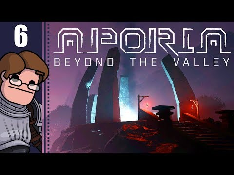 let's-play-aporia:-beyond-the-valley-part-6---a-monster-so-scary-it-breaks-the-game