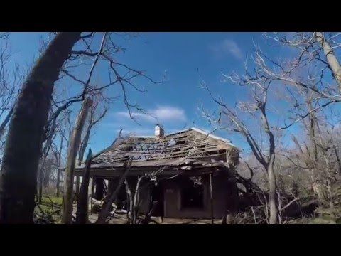 [Part 1]  Ghost town find near Chillicothe, Texas!!