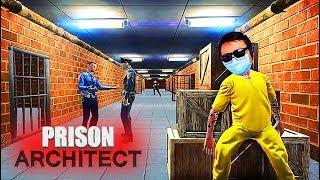 PRISON ARCHITECT #1: THỬ QUẢN LÝ... NHÀ TÙ CÙNG DŨNG CT =)))))