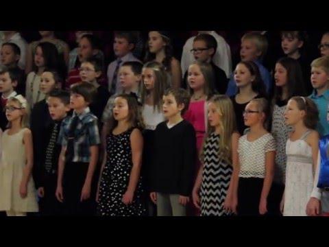 Kindred Elementary Christmas Program  2015