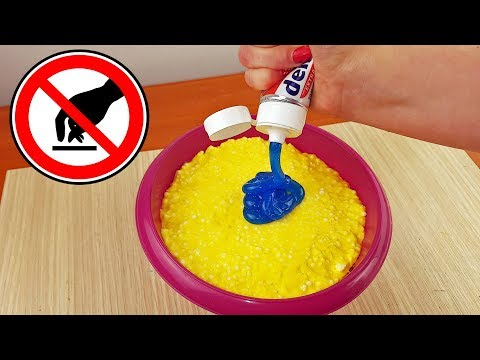 DON'T ADD THIS TO SLIME!  :( Mixing random things into slime